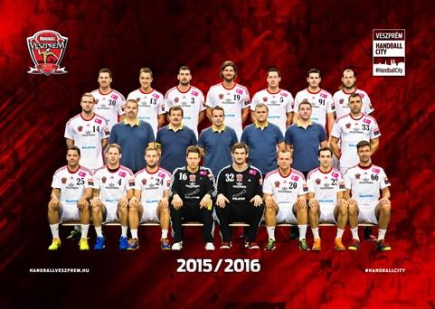 5f509a05 European Handball Federation - MVM Veszprém. «