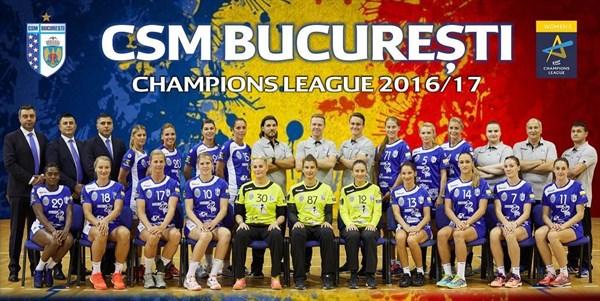 TIPPMIX EHF Champions League 2016/17 > Clubs > BUC