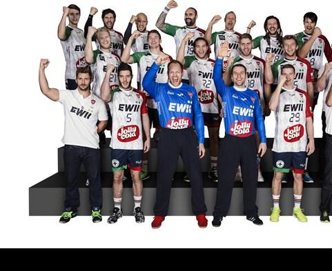 European Handball Federation Kif Kolding Kobenhavn