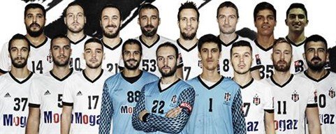 European Handball Federation - Besiktas Mogaz HT bec31144c