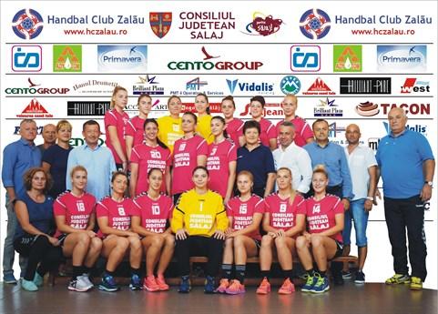 European Handball Federation H C Zalau