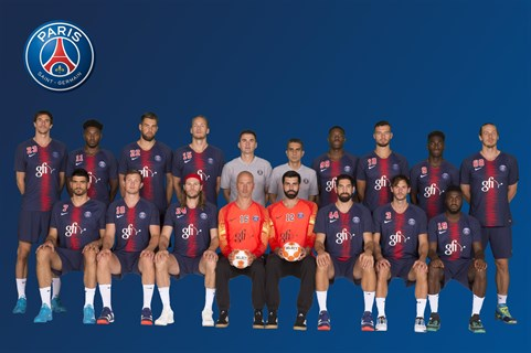 d0cf29cdbaa4d European Handball Federation - Paris Saint-Germain HB. «