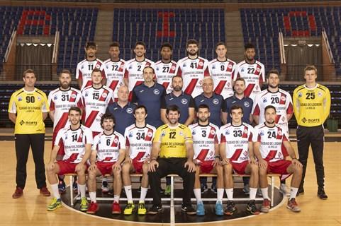 European Handball Federation - BM Logroño La Rioja. « abcfc07b4bbd8