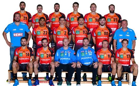 e34adec3d08 European Handball Federation - Rhein-Neckar Löwen. «