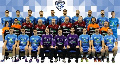 European Handball Federation - Grundfos Tatabanya KC