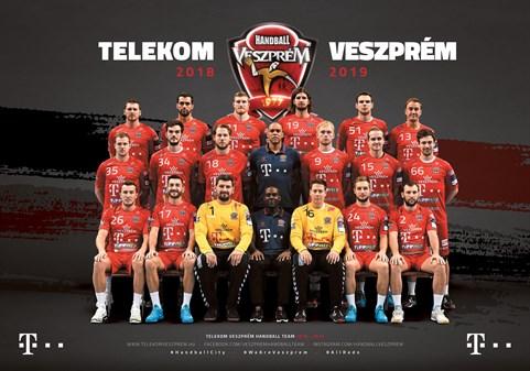 205856ee European Handball Federation - Telekom Veszprém HC. «