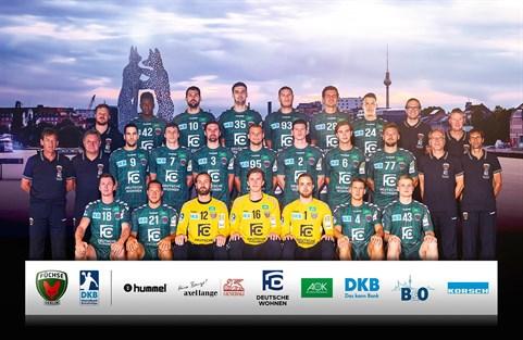 European Handball Federation - Füchse Berlin. « 1b1392303480a