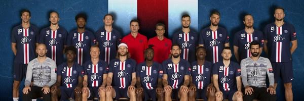 Velux Ehf Champions League 2019 20 Clubs Paris Saint