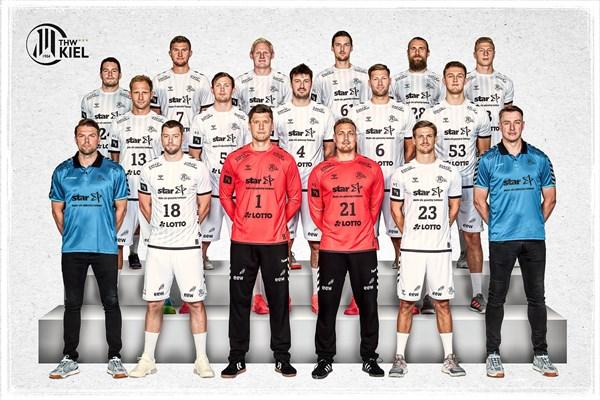Velux Ehf Champions League 2019 20 Clubs Thw Kiel