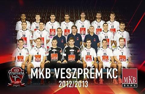a9ec860a European Handball Federation - MKB Veszprém KC. «
