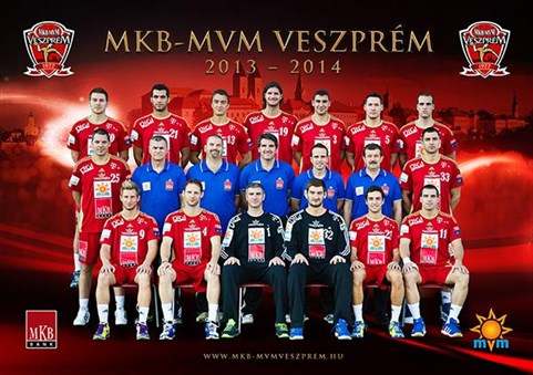 793d7251 European Handball Federation - MKB-MVM Veszprém. «
