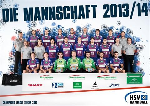 European Handball Federation Hsv Hamburg