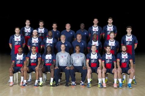 outlet store e6d50 d281a European Handball Federation - PSG Handball