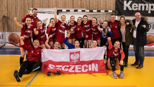 Szczecin through to Challenge Cup semi-final; Quintus close