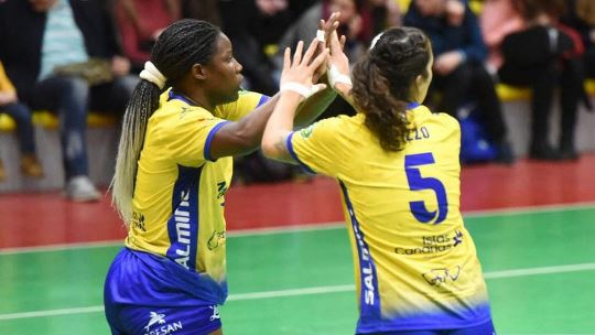 Penalties send Gran Canaria to the semi-finals