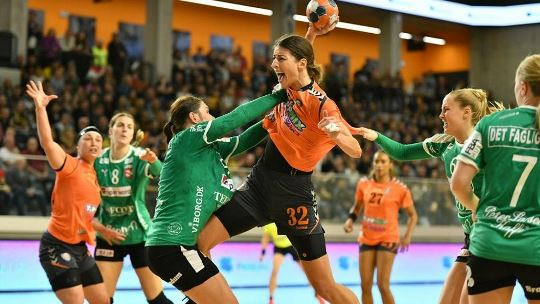 Kobetic and Cindric voted EHF Players of the Month in April