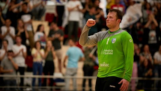 CSM can write history for Romanian handball