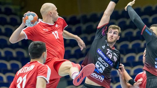 28 teams eye place in Round 2 of Men's EHF Cup