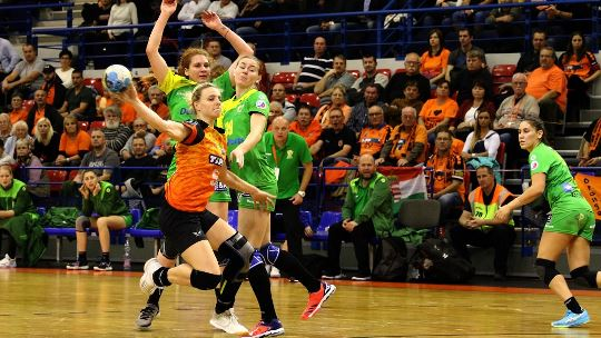 Kuban face uphill task against ÉRD in EHF Cup
