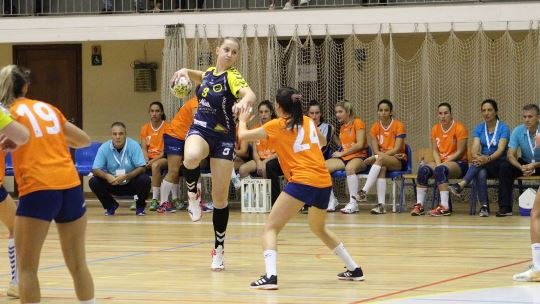 Granollers women qualify for Last 16